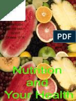 Nutrition Ppt Presentation