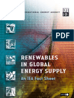 Fuentes Energia Renobables