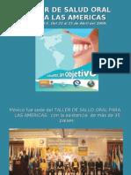Taller de Salud Oral