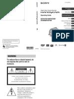Sony DCR-DVD108_Manual de Usuario