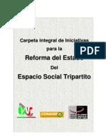 Reforma Del Estado Desde La Sociedad Civil
