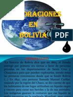 Perforacion en Bolivia