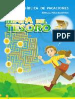 Escolares Maestros Ebdv El Mapa Del Tesoro