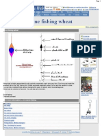 Line Fishing Fish Fishing Wheat @