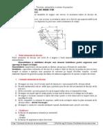 7.Sistemul de Directie Al Automobilelor