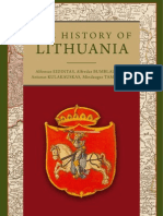 The History of Lithuania