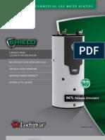 Shield Water Heater Literature
