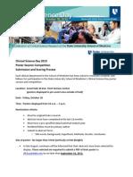 CSD Poster Info