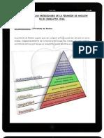 iPad- Piramide de Maslow