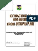 Fabrication of Biodiesel Processor