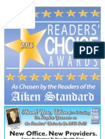 Readers Choice Section