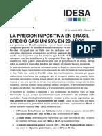 IDESA Informe Brasil