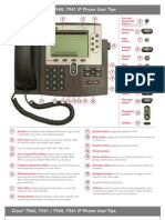 ip phone instruction sheet