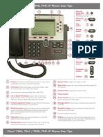 ip phone instruction sheet