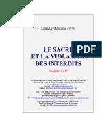 Sacre Violation Interdits 1