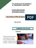 Apostila ContabInternacional Enfase IFRS US GAAP e BR GAAP