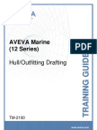 TM-2100 AVEVA Marine (12 Series) Hull and Outfitting Drafting Rev 6.0