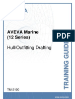 TM-2100 AVEVA Marine (12 Series) Hull and Outfitting Drafting Rev 6.0