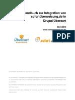 Handbuch Drupal Uebercart