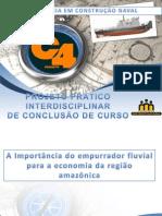 APRESENTAÇÃO PPI CONCLUSÃO DE CURSO