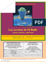 48592548 Los Secretos de El Bulli Adria Ferran