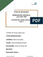 Programacion Antonio