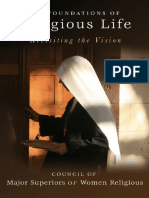 The Foundations of Religious Life (excerpt)