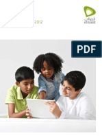 Etisalat 2012 annual report