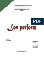Informe Perform