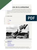 Baumann La Explosion de La Solidaridad