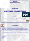 HLE_Control de Parametros