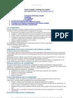 Manual Contable Catalogo Cuentas