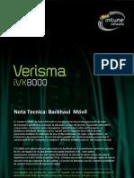 Nota Tecnica- Backhaul Movil