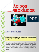 7y 8. Acidos Carboxilicos