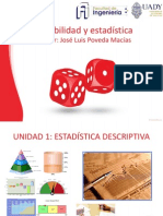 1 - 1 Estadística descriptiva