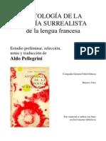 Antología de la poesía surrealista Aldo Pellegrini