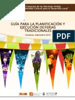 PDF Guia Para La Organizacion de Ferias