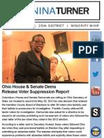 June E-Newsletter | Senator Nina Turner