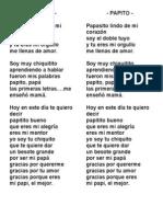 Poema Papito