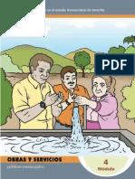 Sp Municipio Estado Derecho 4 Obras Servicios
