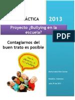 Guía didáctica Bullying en la escuela