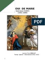 Le ''Oui'' de Marie