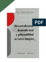 Sp Sl Descentralizacion Desarrollo Local Gobernabilidad Centroamerica Publicacion Completa