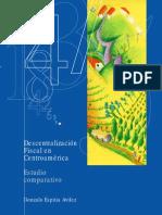 Sp Sl Descentralizacion Fiscal Centroamerica Publicacion Completa