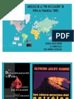 Presentación PEMEX Alfredo Jalife Rahme