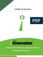 Portafolio Innovatec Grupo Innovatec SAS