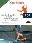Family-Friendly Urban Neighborhoods