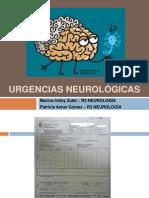 neurologia - urgencias neurológicas 2013