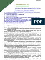 Direito Administrativo - II