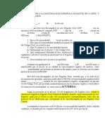 ACTA DE OPCION DE NACIONALIDAD DE MENOR DE 18 AÑOS Y MAYOR DE 14 AÑOS